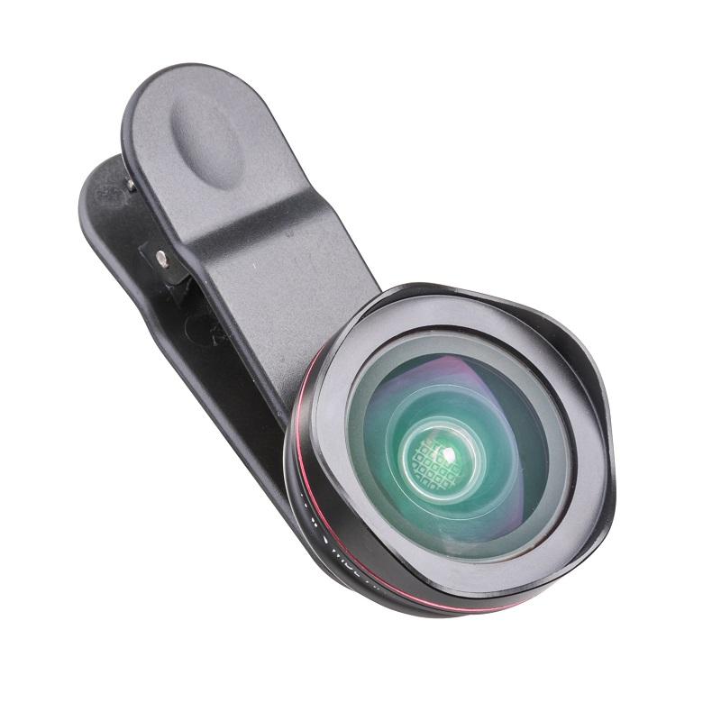 עדשה לצילום בזווית רחבה לטלפונים ניידים Pictar Smart Lens Wide Angle 18 MM