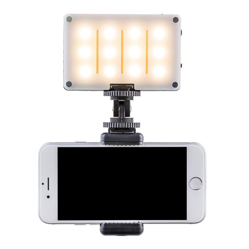 תאורה חכמה למצלמות ולסמארטפונים Pictar Smart Light