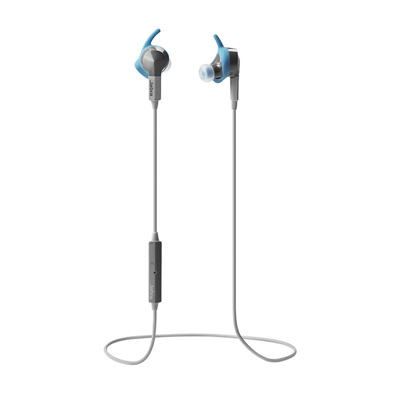 אוזניות ספורט אלחוטיות עם חיישן תנועה והנחייה קולית