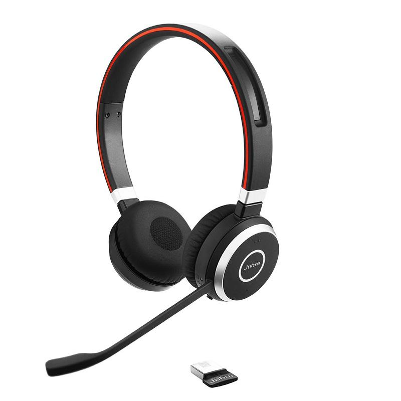 מערכת ראש מקצועית אלחוטית ל-VOIP דגם MS Stereo