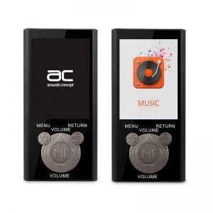 נגן MP3 עם בלוטוס וזיכרון 8GB