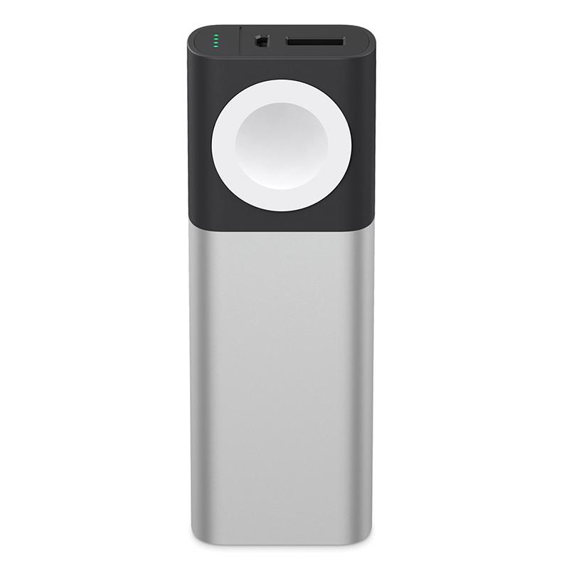 מטען נייד לiPhone ול- Apple Watch