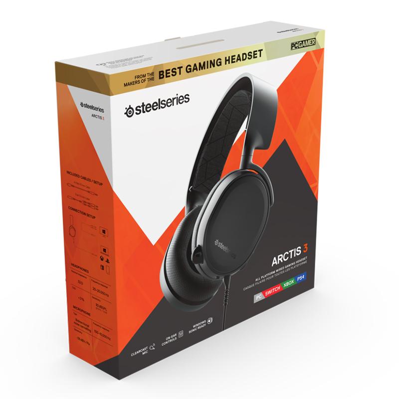 אוזניות גיימינג איכותיות לכל פלטפורמות