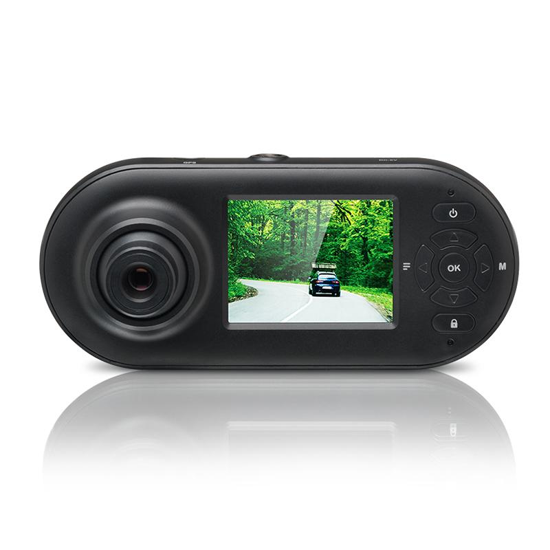 מצלמת דרך כפולה מוטורולה 1080p HD עם GPS ו-WiFi