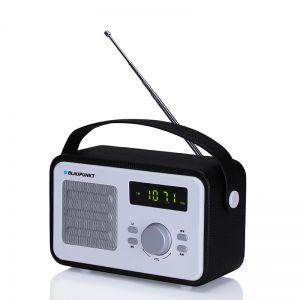מכשיר רדיו דיגיטלי עם Bluetooth ומגוון חיבורים נוספים