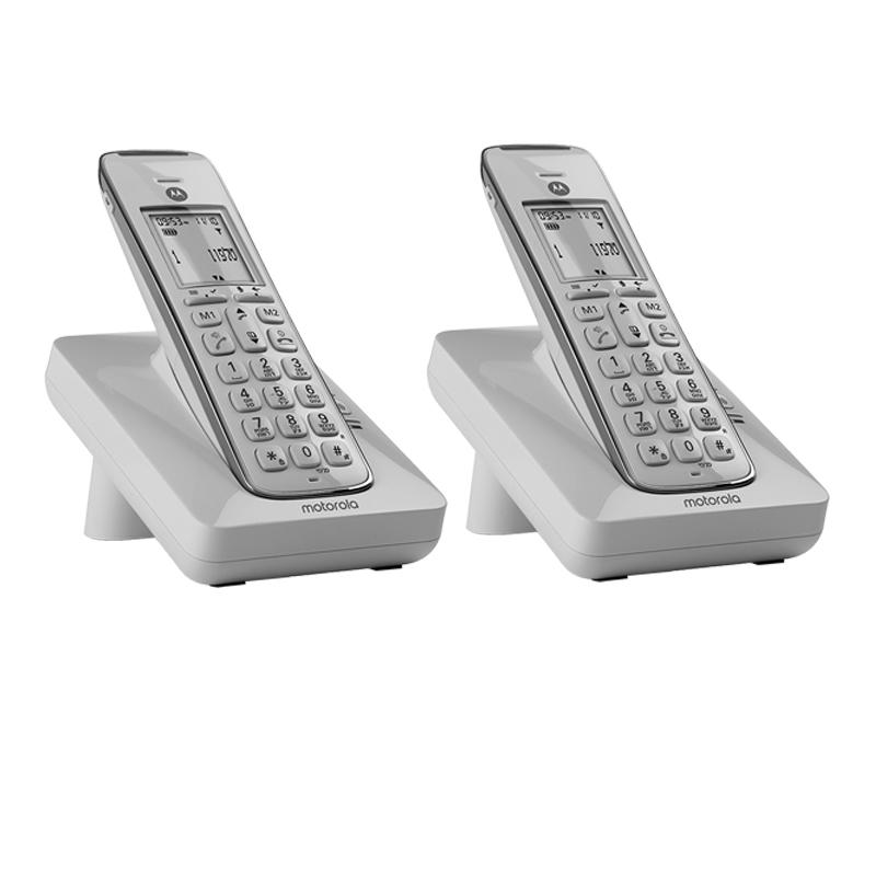 טלפון אלחוטי עם תפריט בעברית, דיבורית ושלוחה
