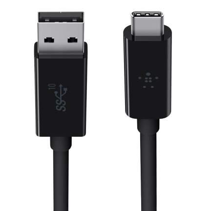 כבל USB-A 3.1 ל- USB-C באורך 1 מ'