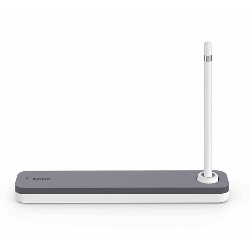 בסיס מהודר לעט סטיילוס Apple + נרתיק