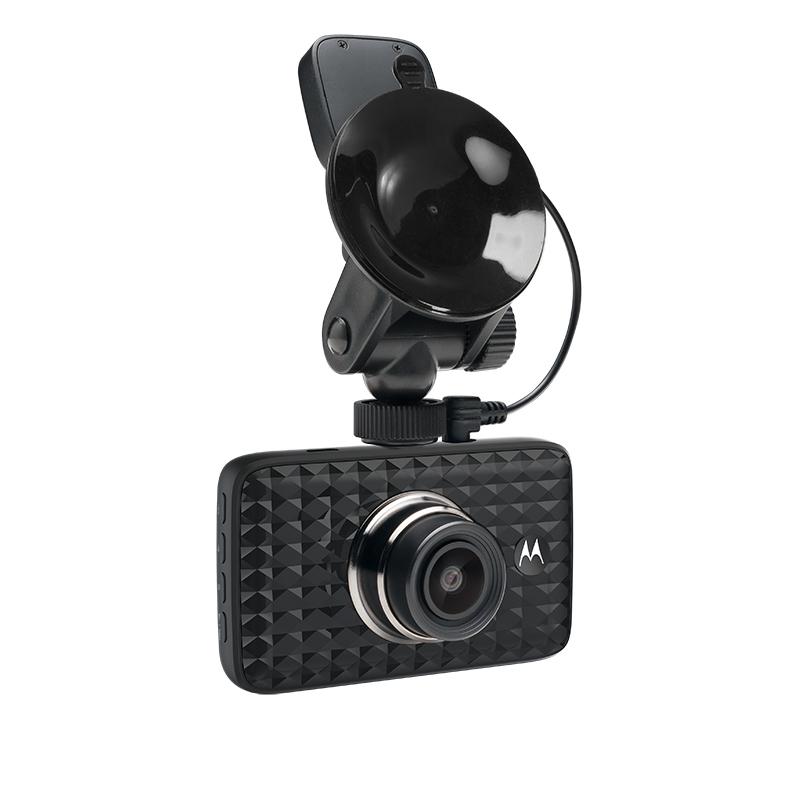 מצלמה לרכב FHD עם GPS וחיישן 2.19MP מבית מוטורולה