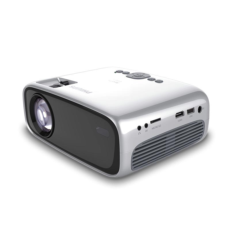 מקרן ביתי Full HD עם WiFi ו- Bluetooth