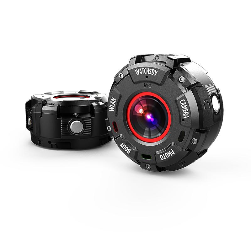 מצלמת אקסטרים שעון