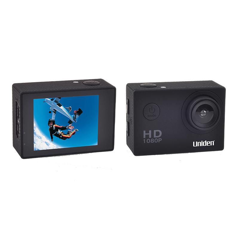 מצלמת אקסטרים HD עם מסך 2″