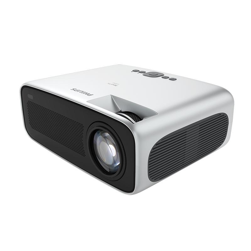 מקרן ביתי Full-HD 120″ עם WiFi ו- Bluetooth