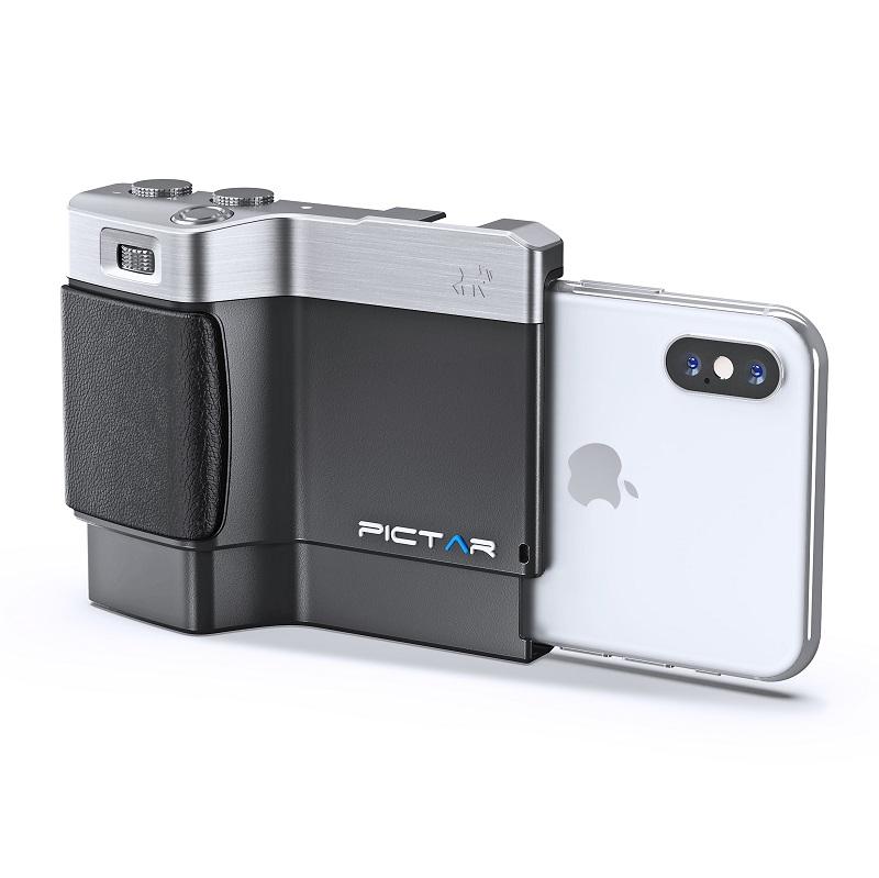 גריפ מצלמת טלפון חכם Pictar Smart Grip
