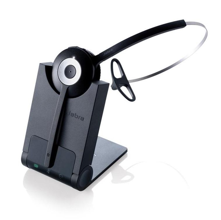 מערכת ראש מונו בחיבור אלחוטי ל- Microsoft Lync ולטלפון נייד