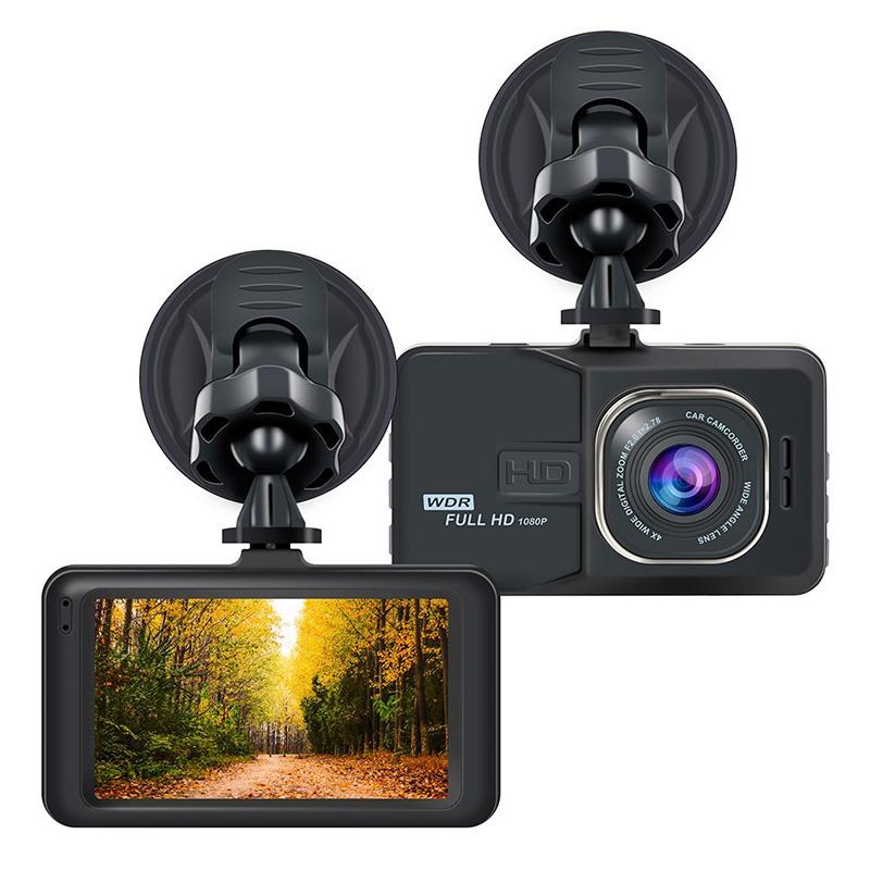 מצלמה איכותית לרכב עם מסך 3″
