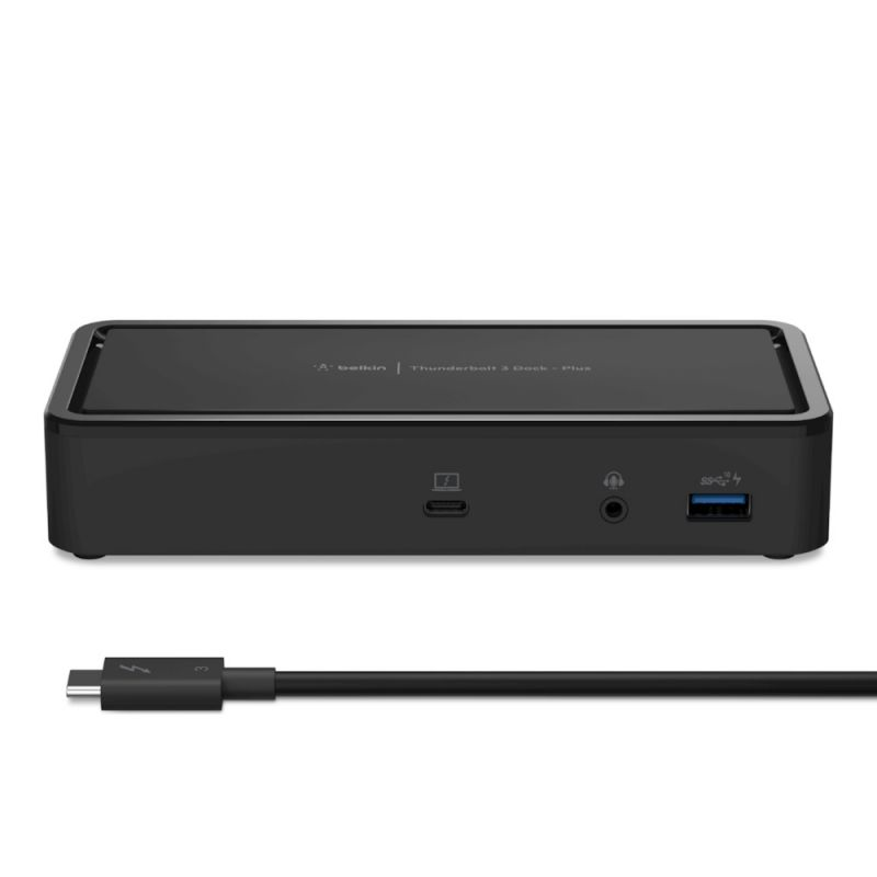 תחנת עגינה Thunderbolt™ 3 Dock Plus