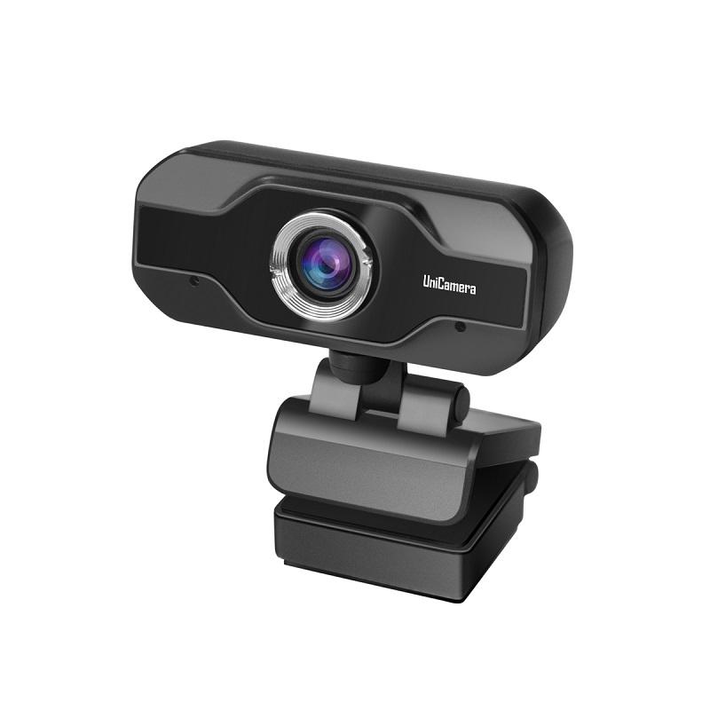 מצלמת רשת מתכווננת עם מיקרופון מובנה באיכות Full HD