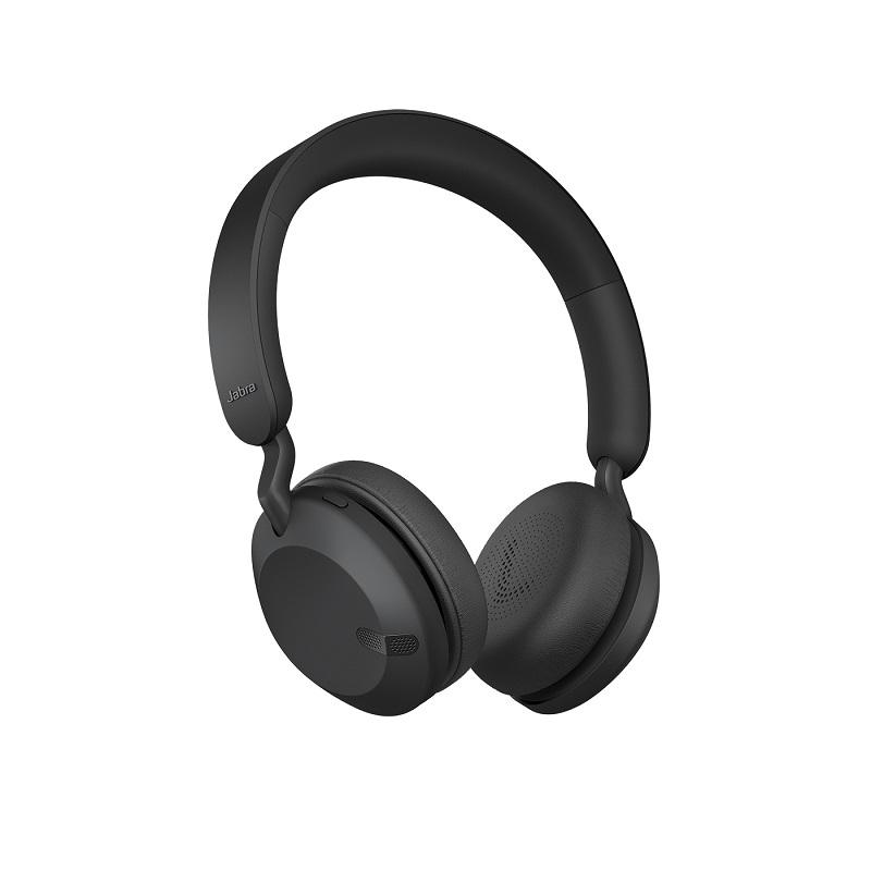אוזניות אלחוטיות מעוצבות עם עד 50 שעות סוללה