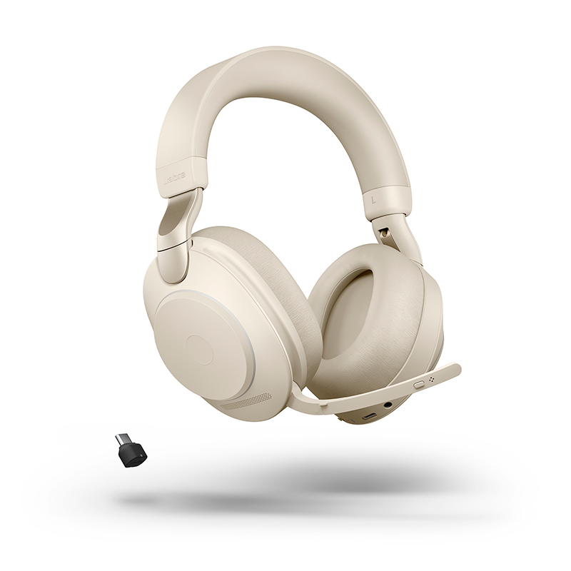 מערכת ראש אלחוטית עם סינון רעשים אקטיבי ו- 10 מיקרופונים MS USB-C