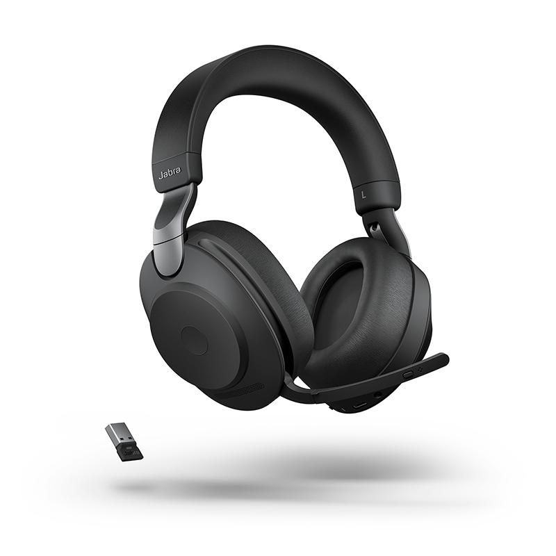 מערכת ראש אלחוטית עם סינון רעשים אקטיבי ו- 10 מיקרופונים MS USB-A