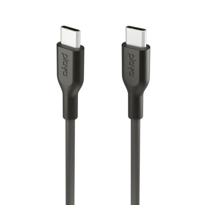 כבל USB-C ל- USB-C באורך מטר