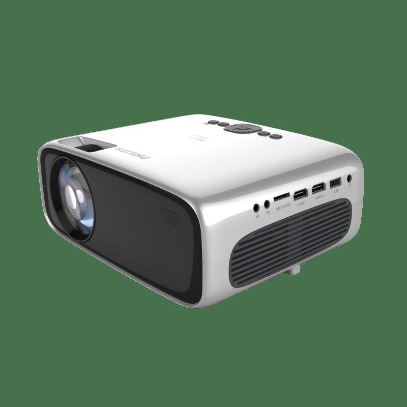 מקרן Philips ביתי Full-HD עם WiFi ו- Bluetooth