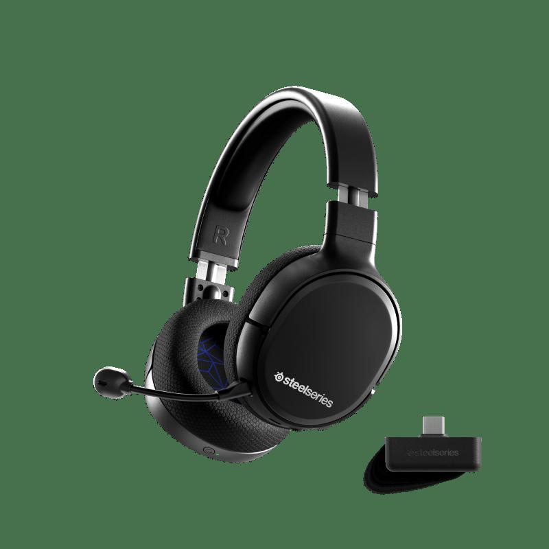 אוזניות גיימינג אלחוטיות ל- PS5