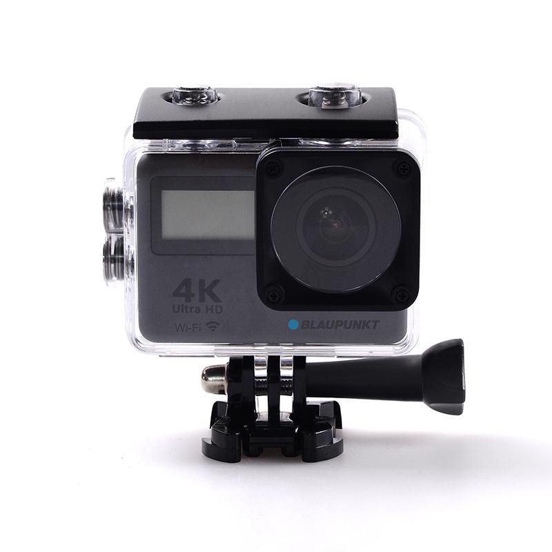מצלמת אקסטרים עם מסך מגע