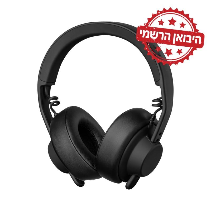 אוזניות DJ אלחוטיות מקצועיות