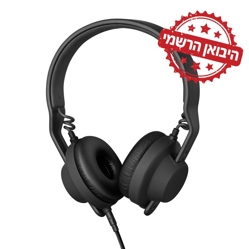 אוזניות DJ חוטיות מקצועיות