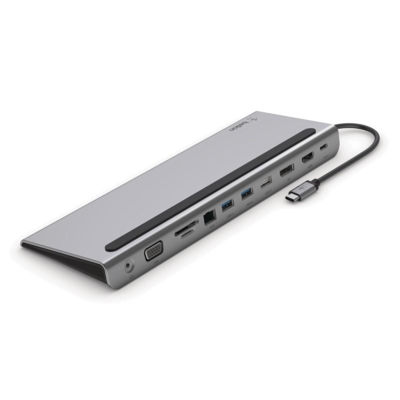 תחנת עגינה USB-C למחשבים ניידים
