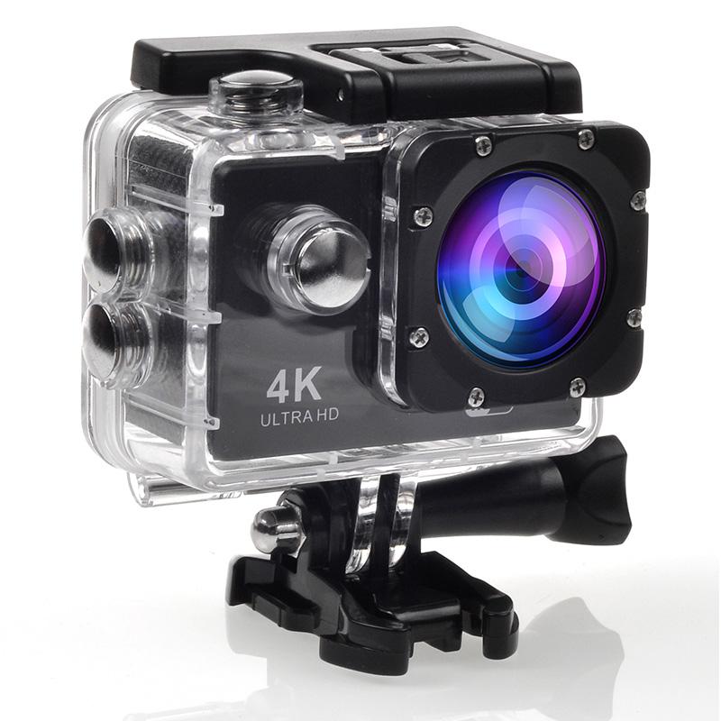 מצלמת אקסטרים HD 1080p עם מסך 2