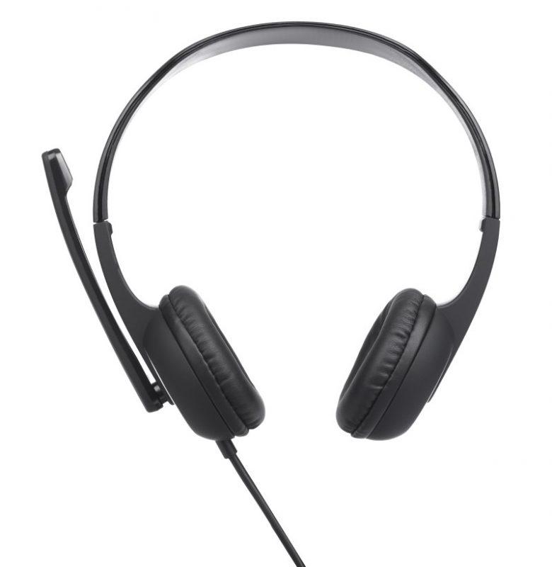 אוזניות למחשב בחיבור USB