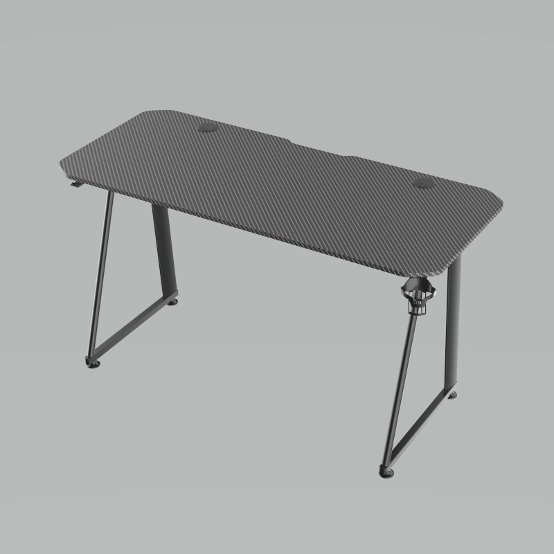 שולחן גיימינג איכותי ברוחב 1.4 מ'