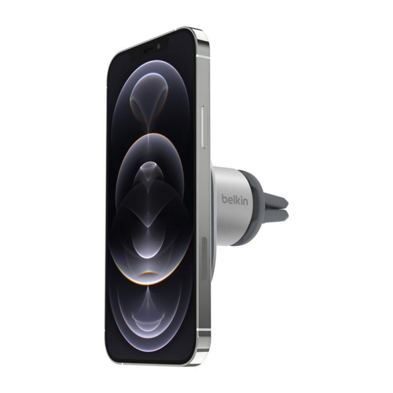 מעמד מגנטי MagSafe מעוצב לרכב לאייפון 12/13 Belkin WIC003